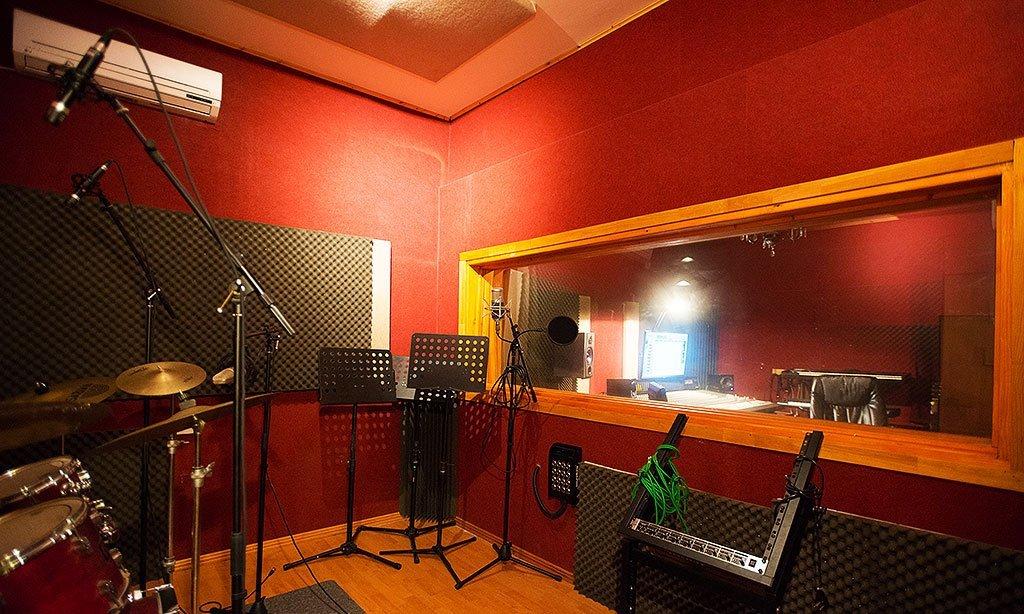 סטודיו A1 - אולפן הקלטות : אולפני הקלטות - אולפני סטורם