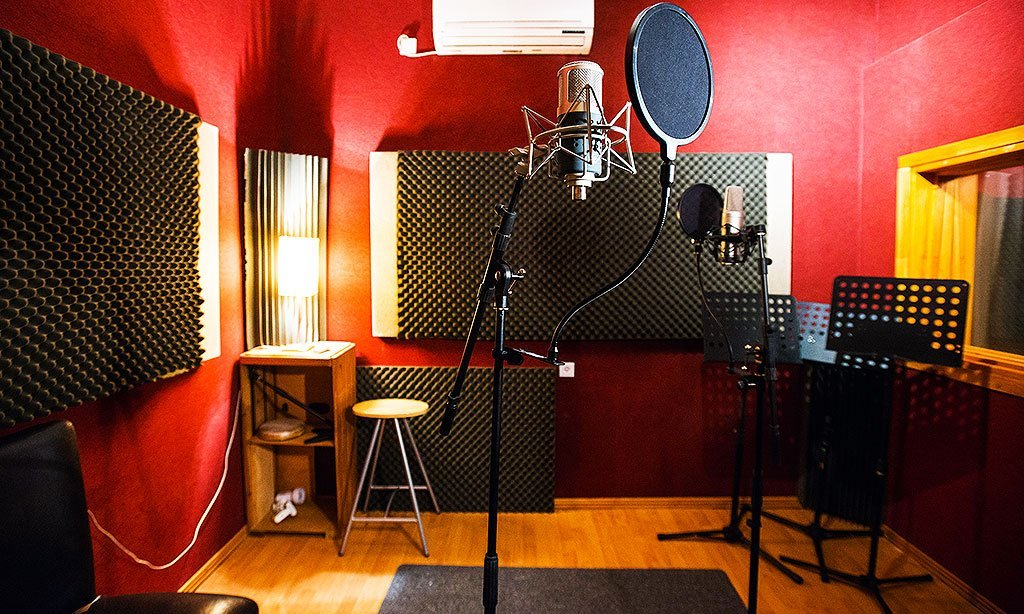 סטודיו A5 - אולפן הקלטות : אולפני הקלטות - אולפני סטורם