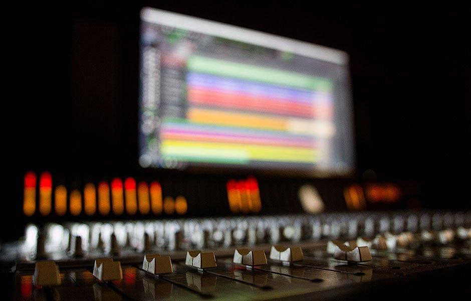 שרותים מקוונים : אולפן הקלטות : אולפני הקלטות - אולפני סטורם