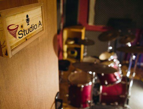 סטודיו A1 : אולפן הקלטות : אולפני הקלטות – אולפני סטורם