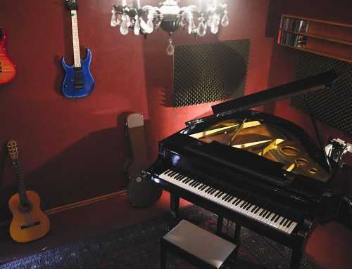 פסנתר כנף 3 : אולפן הקלטות : אולפני הקלטות – אולפני סטורם