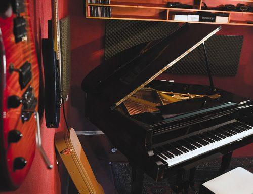 פסנתר כנף 4 : אולפן הקלטות : אולפני הקלטות – אולפני סטורם