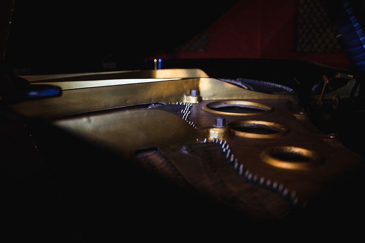 פסנתר כנף : אולפן הקלטות : אולפני הקלטות - אולפני סטורם