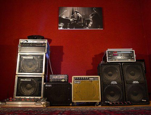 מגבר גיטרה 1 : אולפן הקלטות : אולפני הקלטות – אולפני סטורם