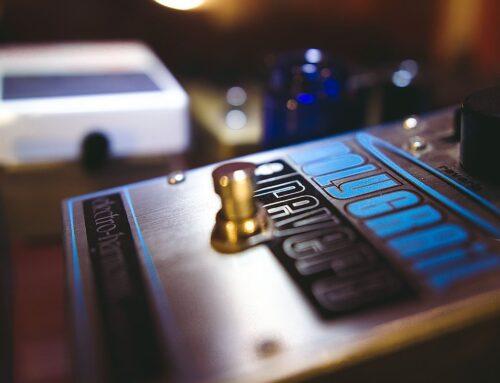 אפקטים 1 : אולפן הקלטות : אולפני הקלטות – אולפני סטורם