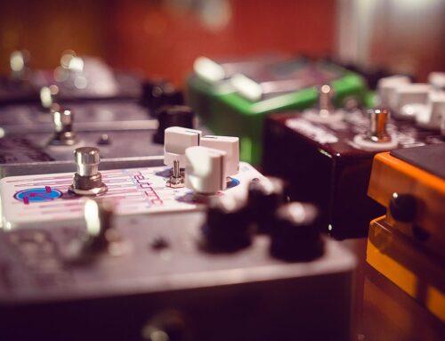 אפקטים 2 : אולפן הקלטות : אולפני הקלטות – אולפני סטורם