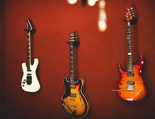 גיטרה 1 : אולפן הקלטות : אולפני הקלטות – אולפני סטורם