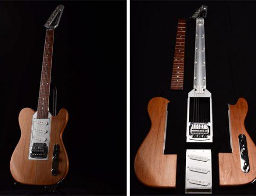 היישר מ – NAMM 2017, גיטרה מודולרית מ – Somnium Guitars