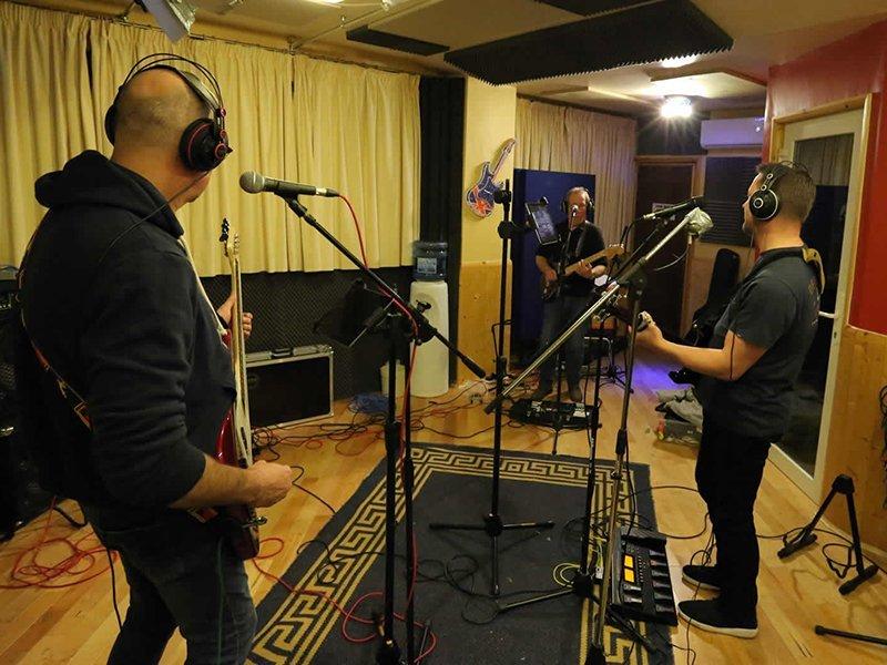 להקליט אלבום : אולפן הקלטות : אולפני הקלטות - אולפני סטורם