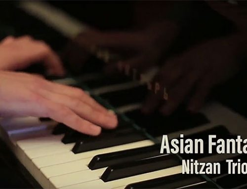 Nitzan Trio – Asian Fantasy
