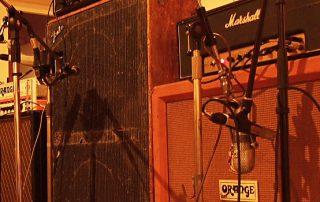 ריאמפינג : אולפן הקלטות : אולפני הקלטות - אולפני סטורם